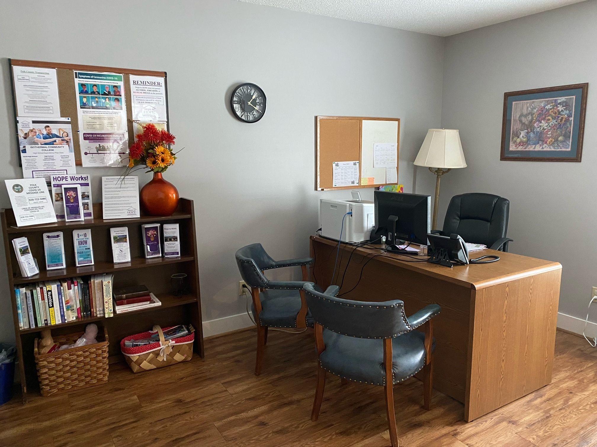 Intake Office