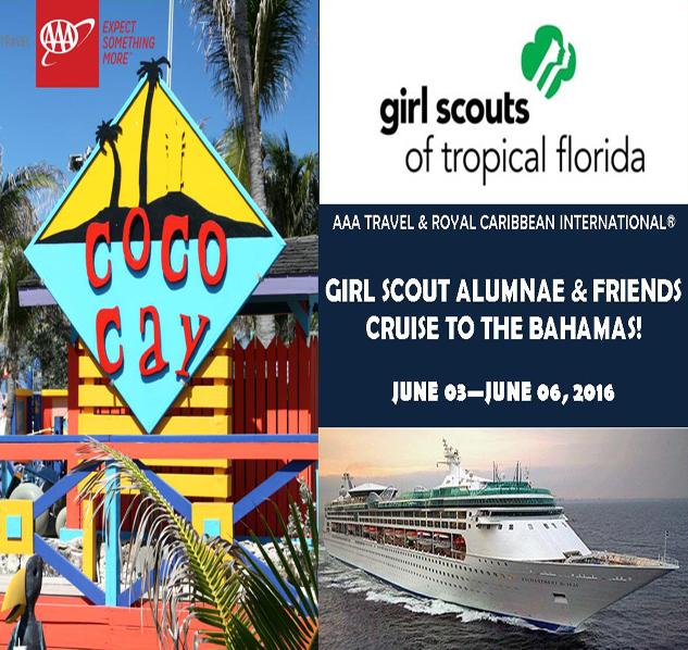 GS Alumnae Cruise 2016