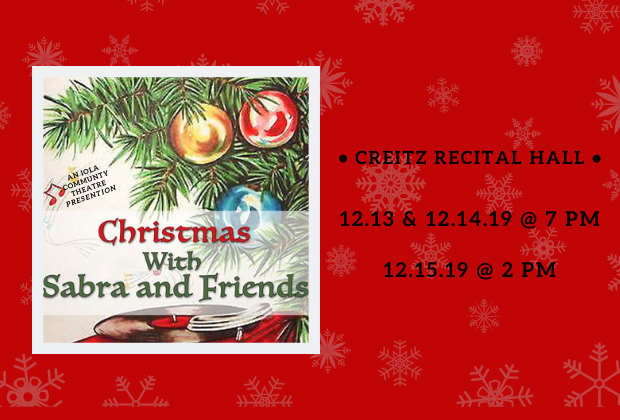 ICT Presents: Christmas with Sabra and Friends