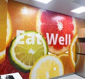 Digital Print Wall Mural