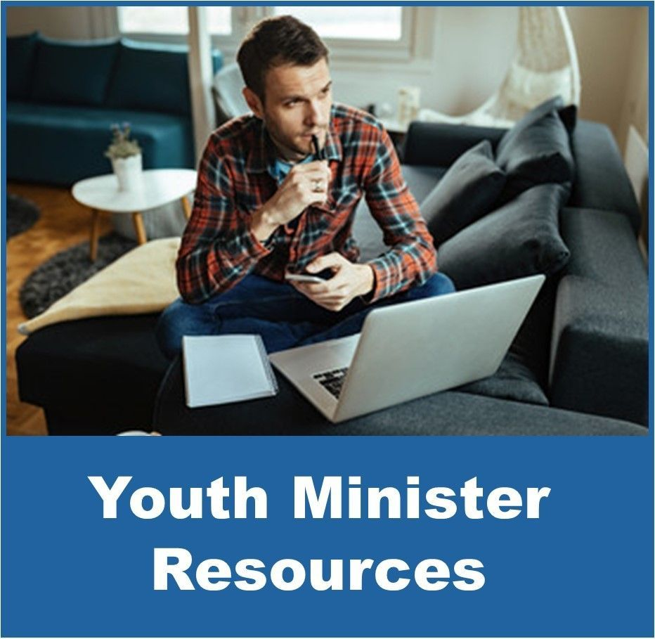 Youth Minister Resources
