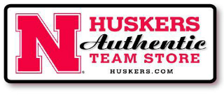 Huskers Authentic Store logo