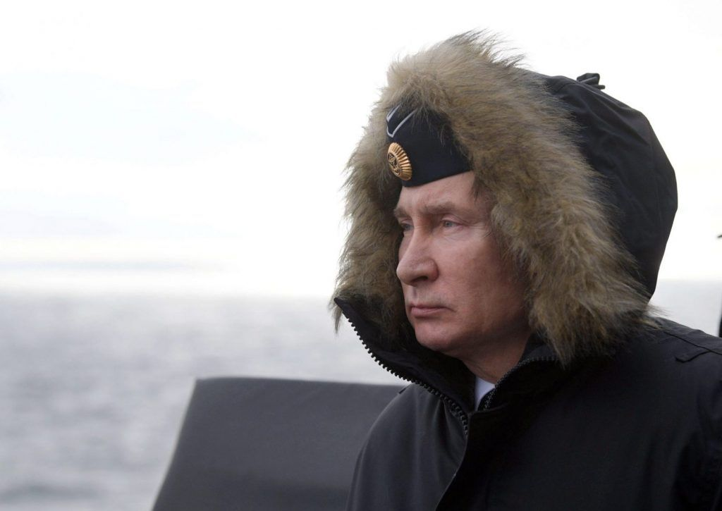 Pressuring Putin is the only way to end Ukraine's pain