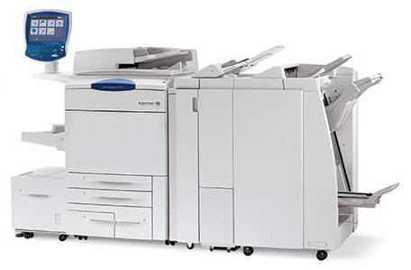 XEROX 550 Digital Color Copy System