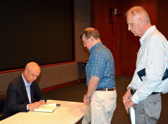 Book Signing with Gen Hayden