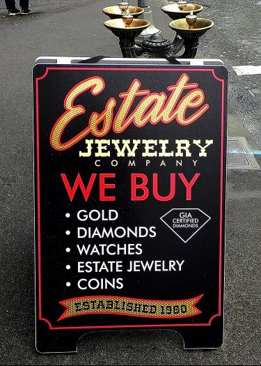 ESTATE JEWELRY COMPANY