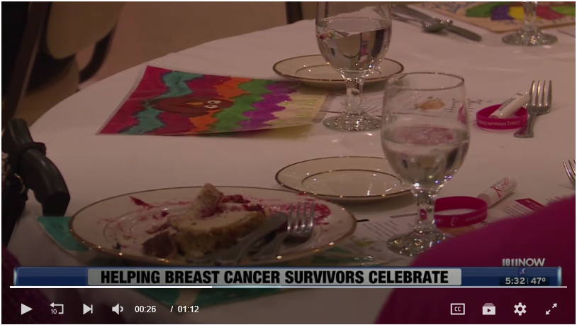 Project Pink'd Provides Care to Share Thanksgiving to Lincoln Community
