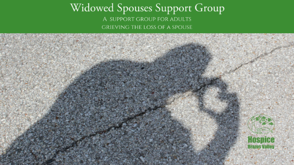 Widowed Spouses Support Group - Bryan