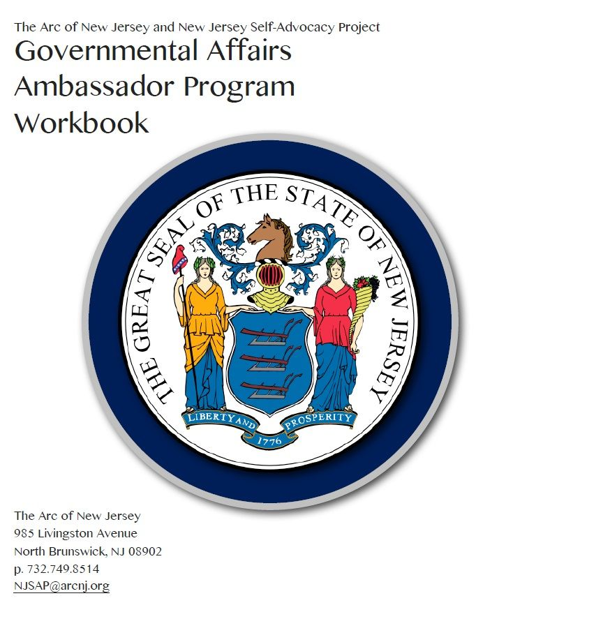 Governmental Affairs Ambassador Program Workbook