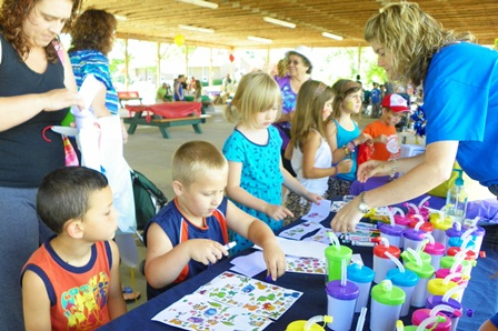Mid Michigan Community Action kicks off the summer with successful events
