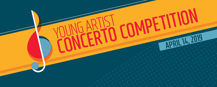 California Youth Symphony : For Musicians : Young Artist Competition