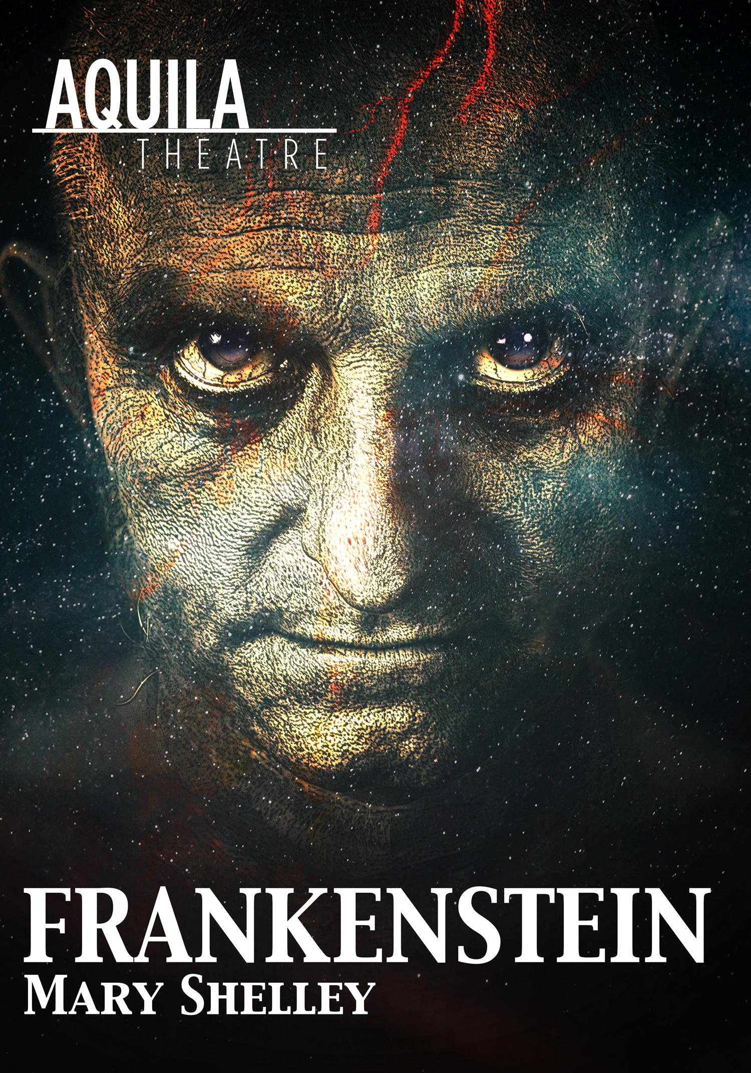 Student Balcony Ticket - Frankenstein