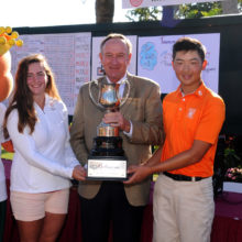 Jerry Ji, Lily May Humphries take Junior Orange Bowl titles
