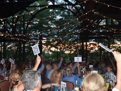 Mohonk Preserve's 22nd Annual Benefit Auction