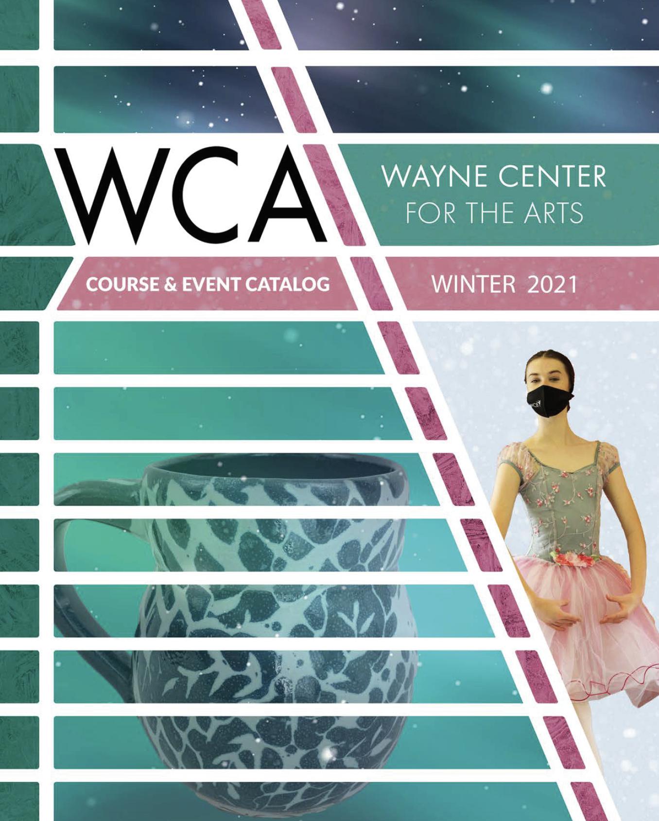 WCA 2021 Winter Course & Event Catalog