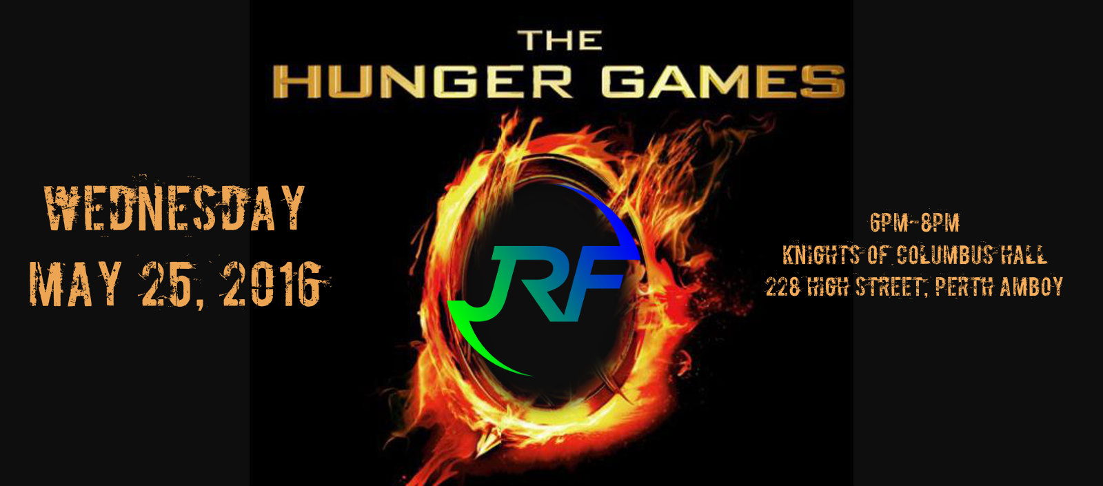 3rd Annual Hunger Games