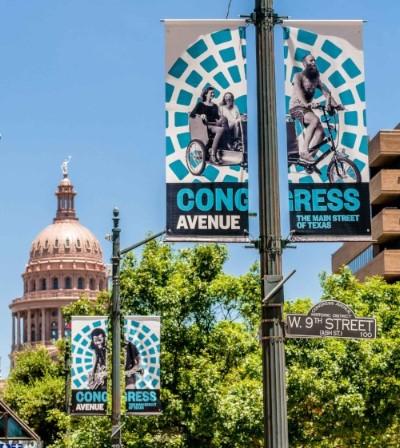 Custom Banners And Banner Printing ProGraphix Austin TX - Vinyl banners austin