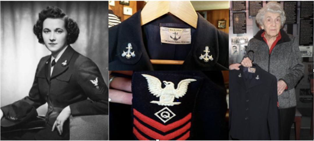 US Navy Wave Uniform