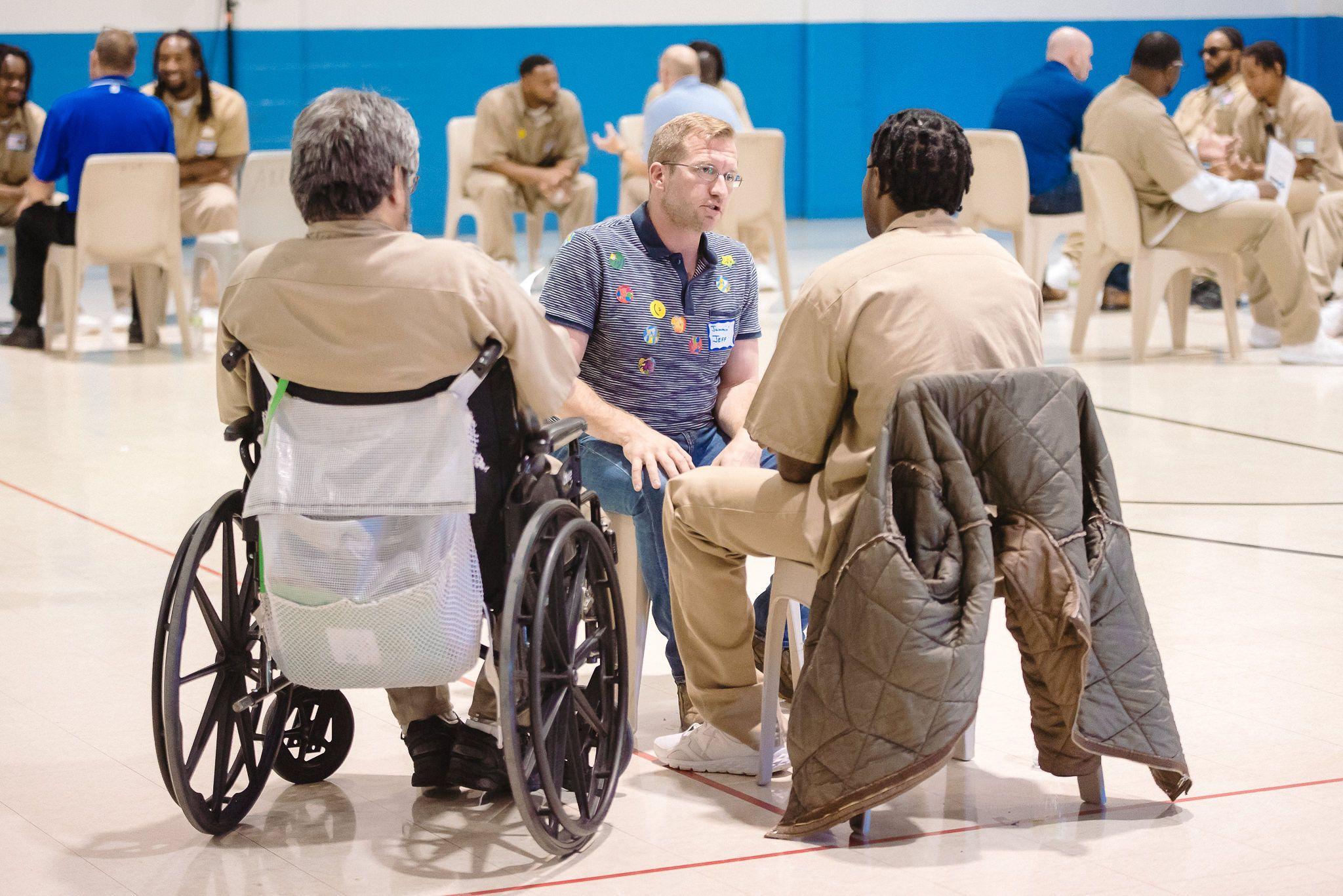 Nebraska State Penitentiary Coaching Day