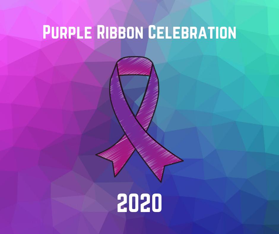 2020 Purple Ribbon Virtual Celebration