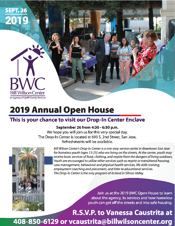 2019 BWC Open House