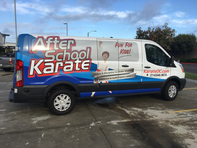 Van Wraps Placentia California