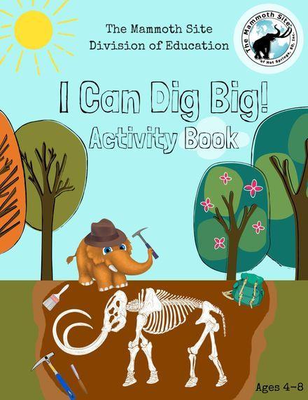 I Can Dig Big Booklet Image