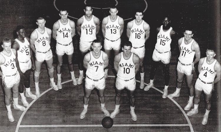 Miami University 1956-57