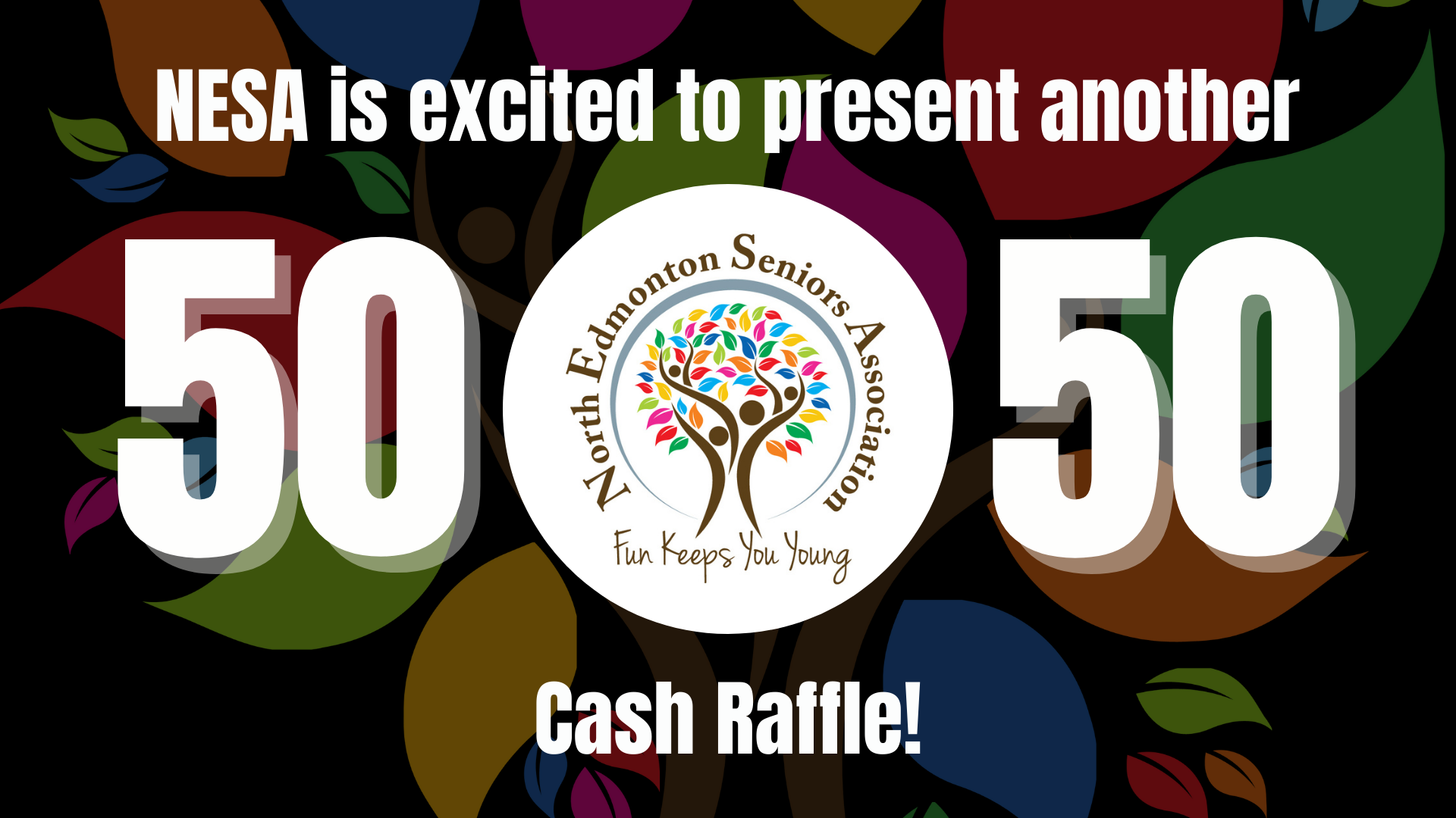 Get Your Tickets for NESA's Online 50/50 Raffle
