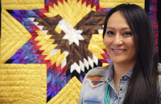 Crystal Redgrave Presents Model for Native American Education