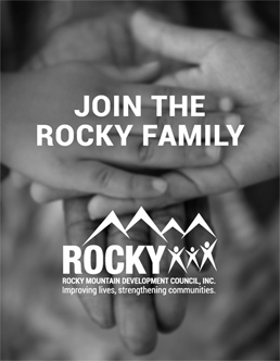 Link to Rocky Family donation form page