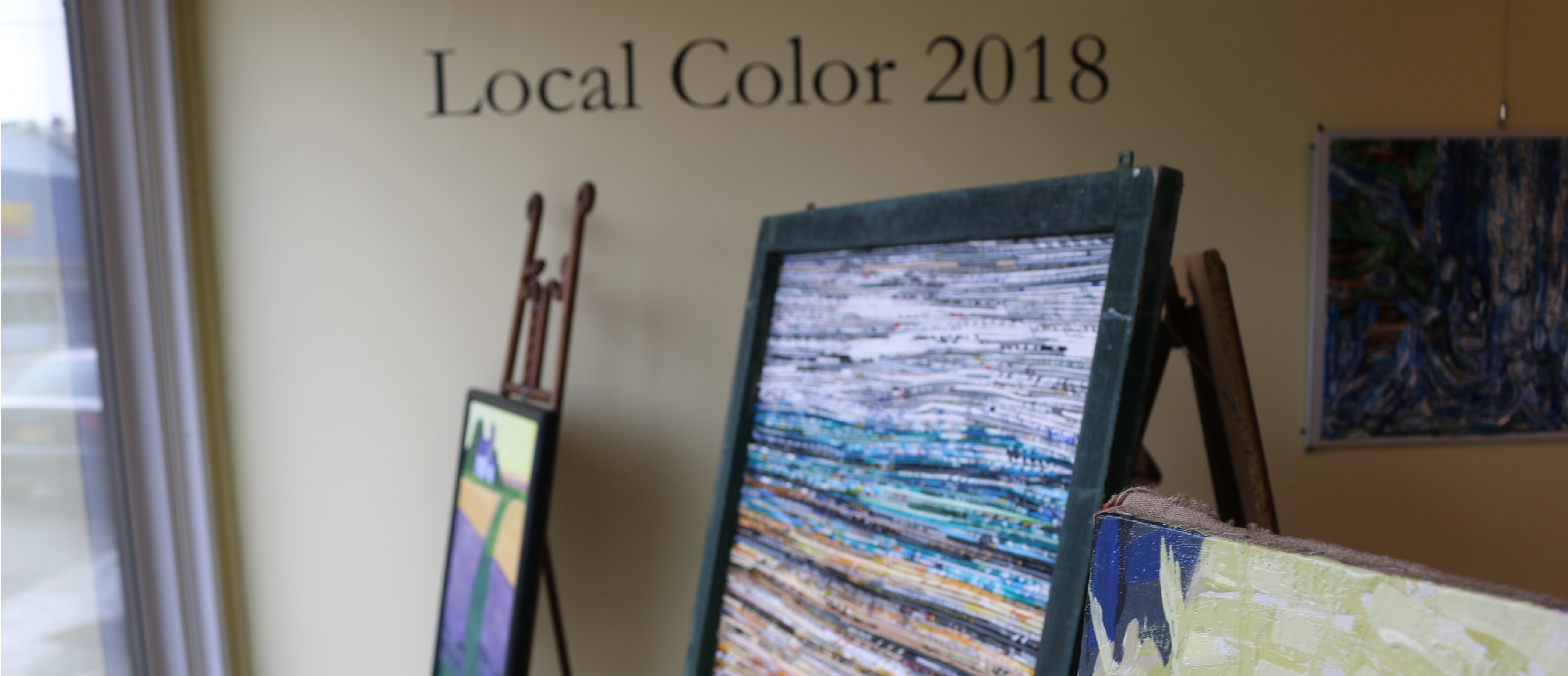 On View: 2018 Local Color Members' Show Open Until February 23