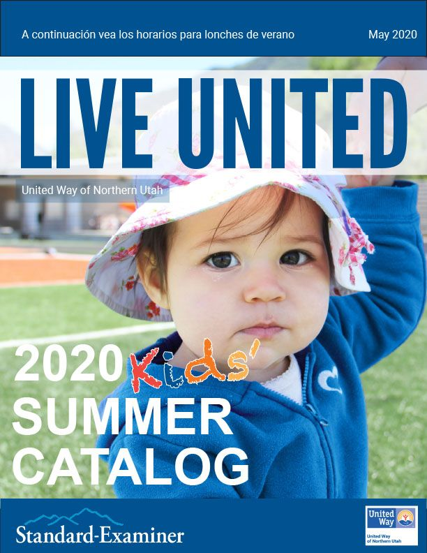 View the 2020 Summer Kids Catalog