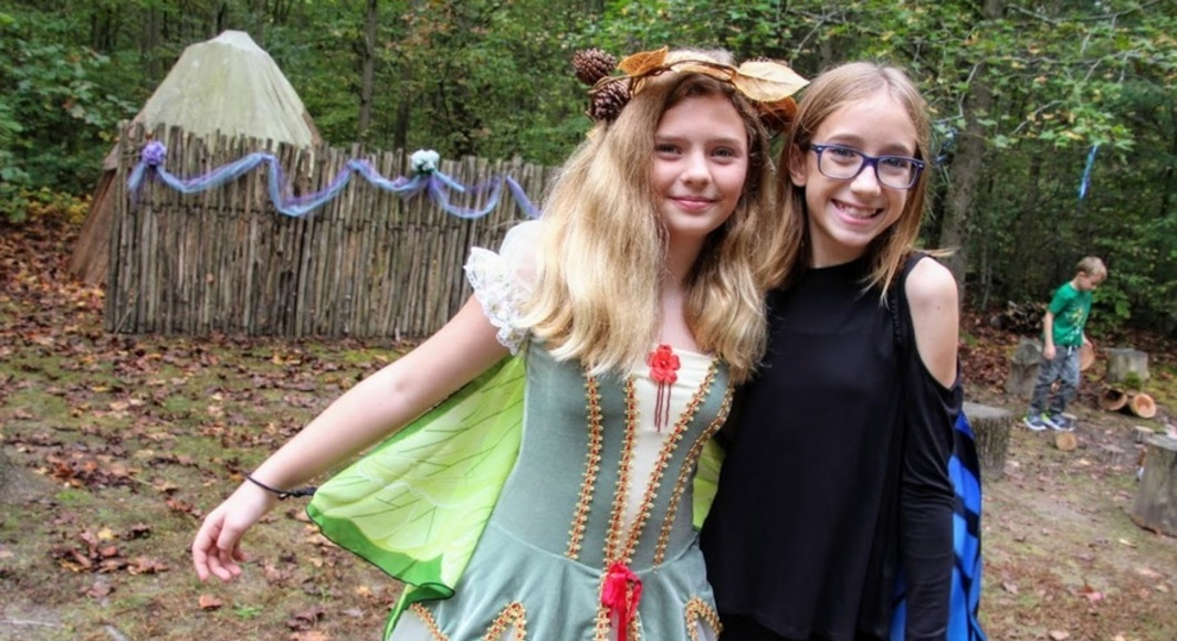 Bring your wings for Fairyfest on October 13!