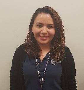 Mayra Aburto, AmeriCorps VISTA 2016-17 (JRMC)
