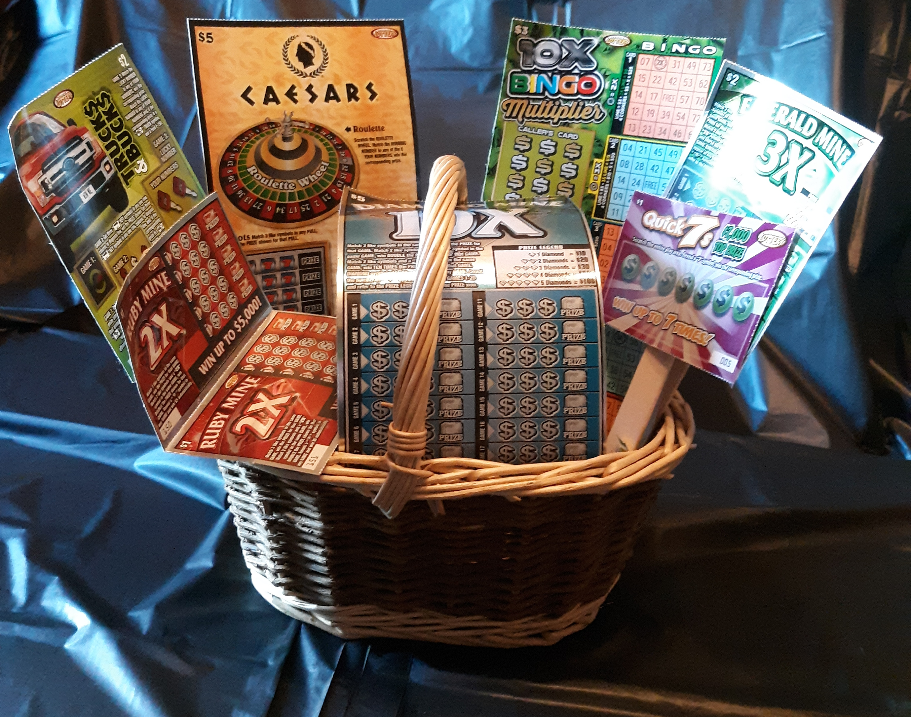 Basket #11- Feeling Lucky?