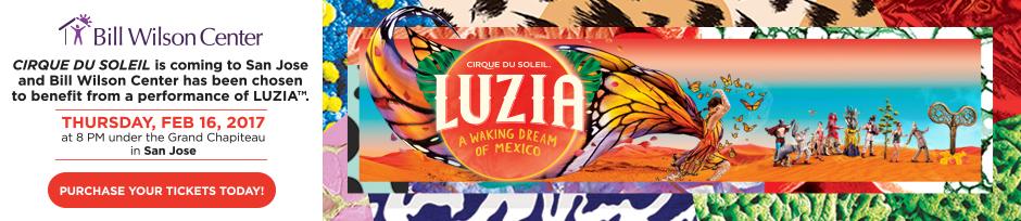 2016 Cirque Du Soleil Luzia - Feb 16 BWC Benefit