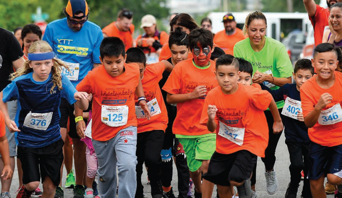 ¡Adelante! 5K Walk, Run and Community Fair