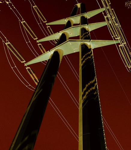 """Power Surge, Photograph, 20"""" x 16"""""""