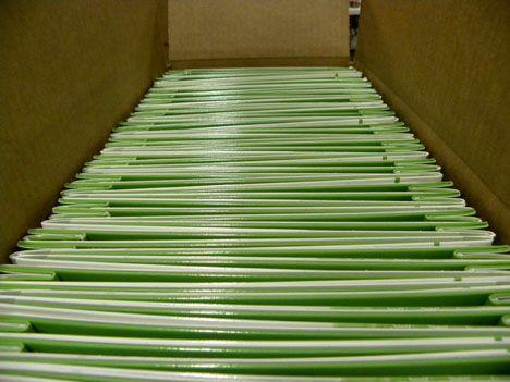 Box of Folders