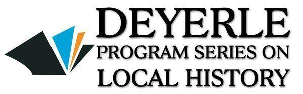 Deyerle Program Series on Local History Logo