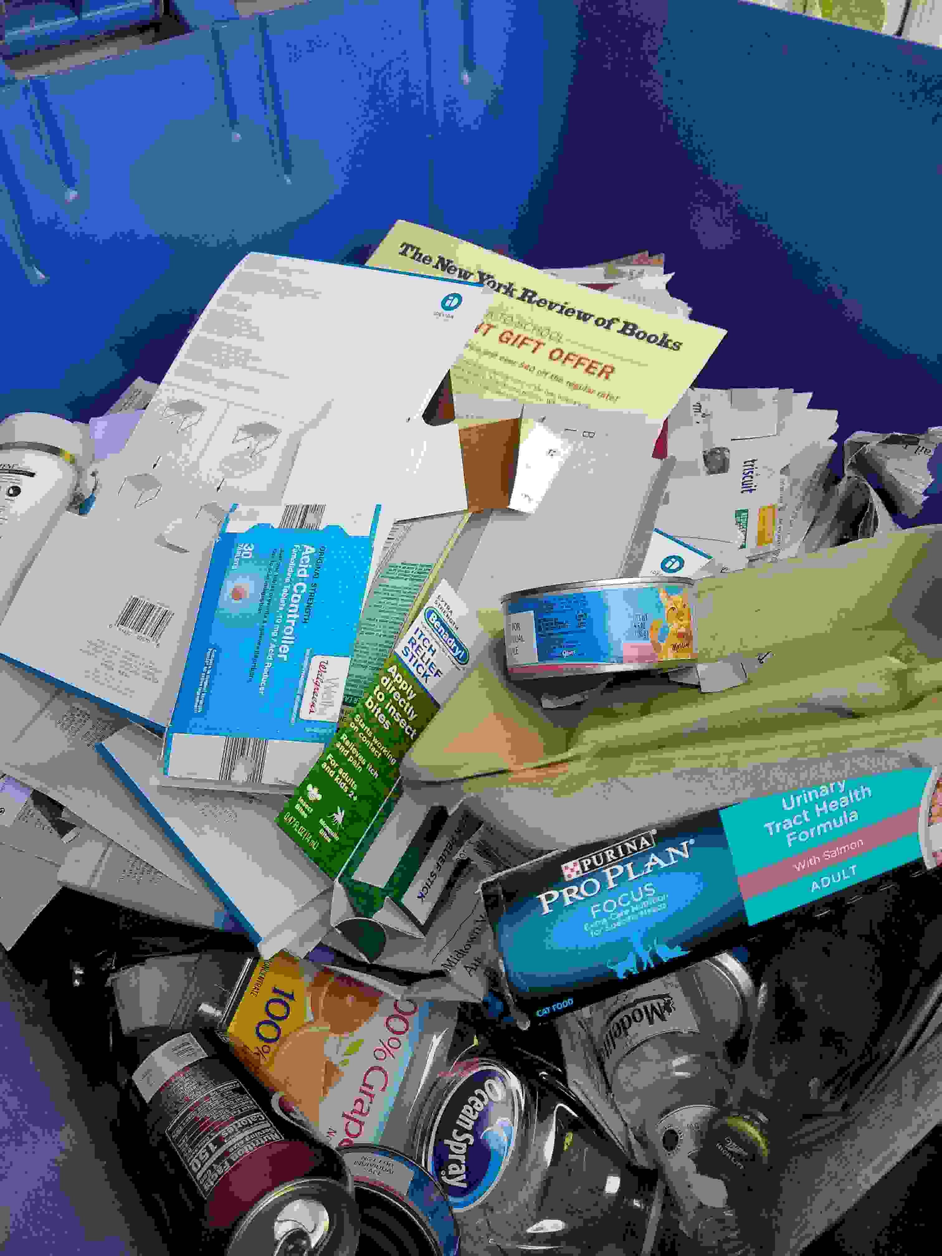 Recycling Our Third Best Option in Reducing Waste