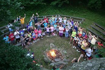 Chapel Rock Campfire