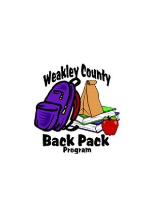 Weakley County Backpack Program