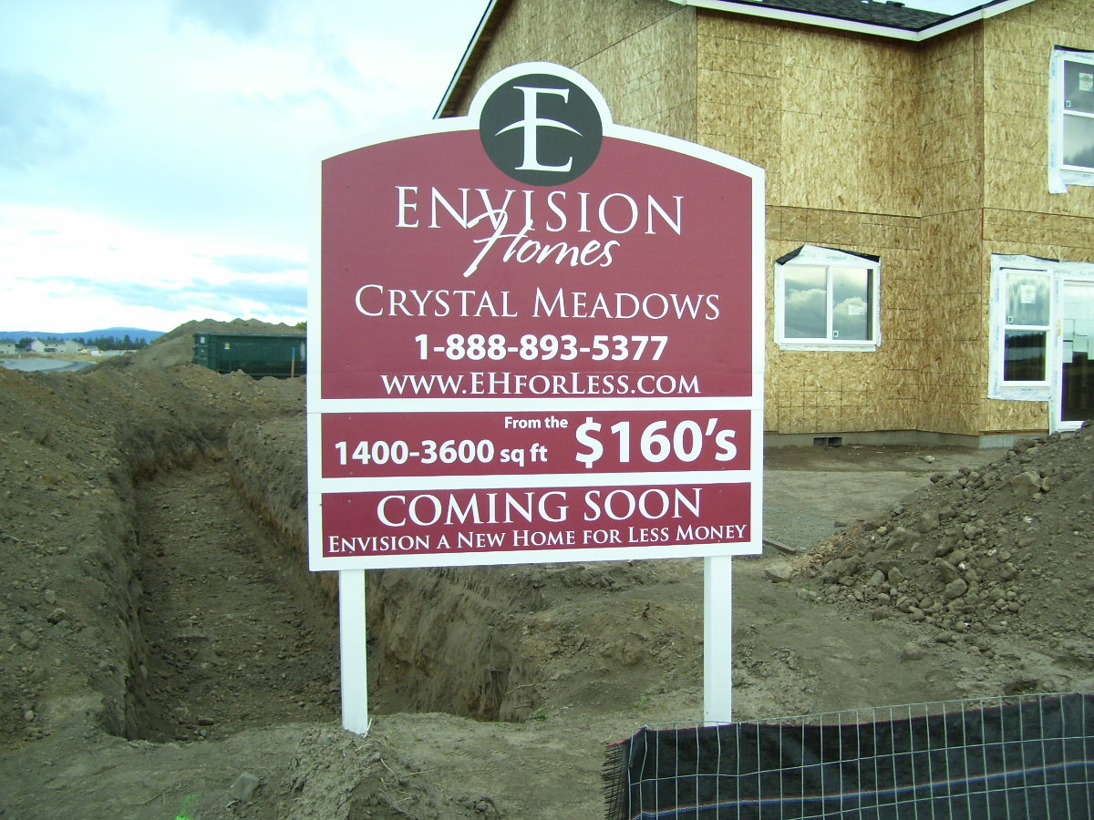 Real Estate Sign 1