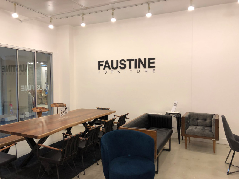 Acrylic Wall Lettering