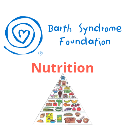 Feeding Early Years:  Understanding Feeding in Barth Syndrome