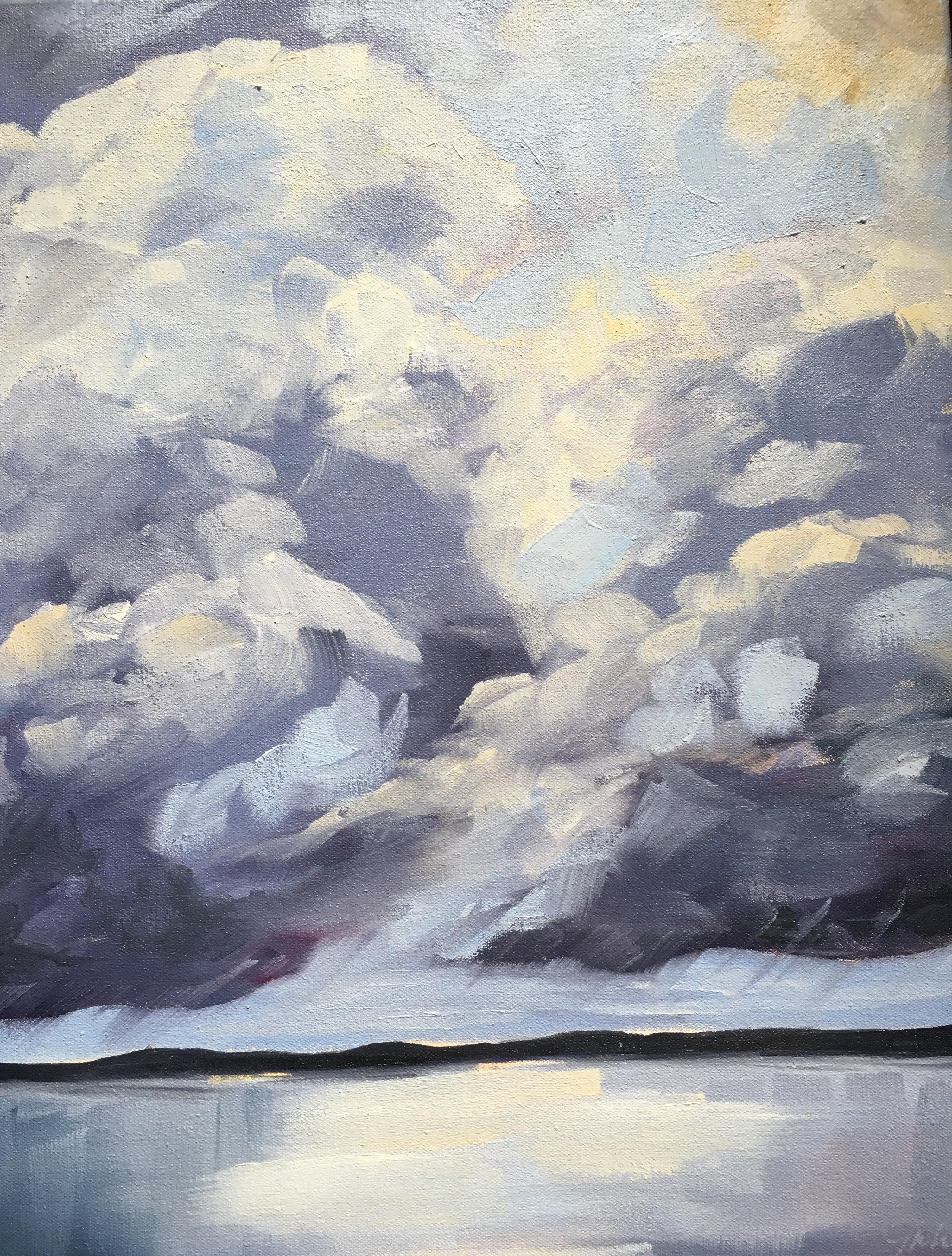 """Julie Berg-Linville - """"Summer Storm"""""""