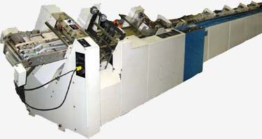 5-Pocket Harris Multibinder Collator & Booklet Maker with Trimmer