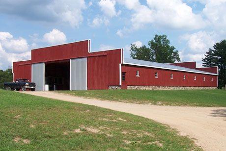Gas & Steam Club Barn